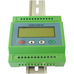 CONCRETE FLOW MEASUREMNT METER