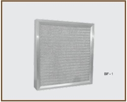 Metallic Filters - BF 1