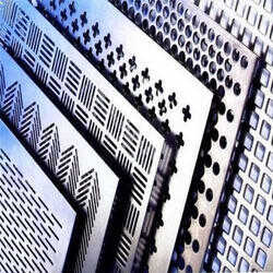 Stainless Steel Perforated Sheet from VINNOX PIPING PRODUCTS