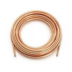 Copper Coil Tubes