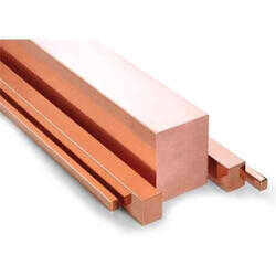 Copper Square Bar from VINNOX PIPING PRODUCTS