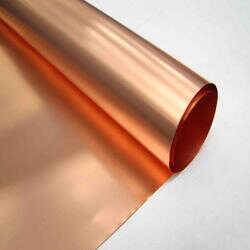 Copper Foil from VINNOX PIPING PRODUCTS