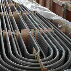 Stainless Steel U Tubes from VINNOX PIPING PRODUCTS