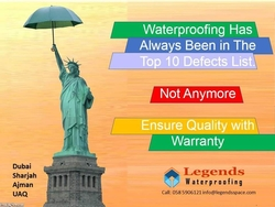 Roof Waterproofing from TRI COLORS GENERAL TRADING LLC