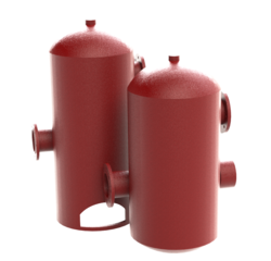 AIR SEPARATORS WITH STRAINER from FRAZER STEEL FZE