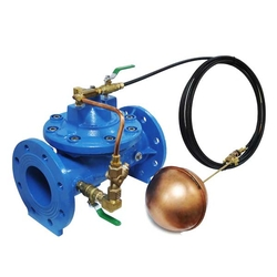 MODULATING FLOAT CONTROL VALVE from FRAZER STEEL FZE