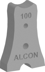 Concrete Spacer Blocks Manufacturer in UAE  from ALCON CONCRETE PRODUCTS FACTORY LLC