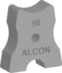 Concrete Spacer Blocks Supplier in Sharjah from DUCON BUILDING MATERIALS LLC