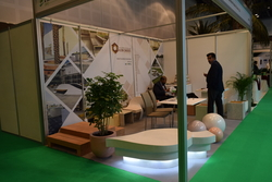 Big 5 Exhibition street Furniture Stand  from ALCON CONCRETE PRODUCTS FACTORY LLC
