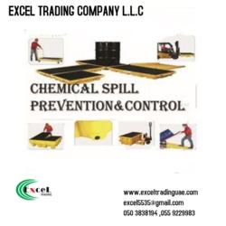 CHEMICAL SPILL PREVENTION AND CONTROL SUPPLIERS AND DEALERS IN ABUDHBAI,ALAIN,DUBAI,RAS AL KHAIMAH,UMM AL QUWAIN,SHARJAH,FUJAIRA,MUSSAFAH,UAE
