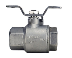 Apollo USA Stainless Steel FNPT x FNPT Full-Po ...