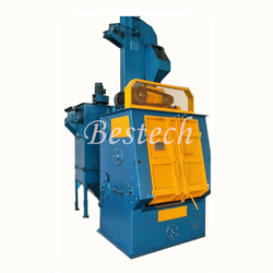Crawler Belt Shot Blasting Machine from QINGDAO BESTECH MACHINERY CO.,LTD