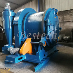 Rotary Drum Shot Blasting Machine from QINGDAO BESTECH MACHINERY CO.,LTD