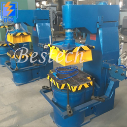 Foundry Green Sand Molding Machine from QINGDAO BESTECH MACHINERY CO.,LTD