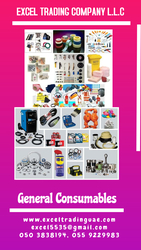 GENERAL CONSUMABLES SUPPLIERS IN ABUDHABI from EXCEL TRADING COMPANY L L C