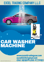 CAR WASHER MACHINES  from EXCEL TRADING COMPANY L L C