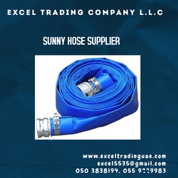 SUNNY HOSE SUPPLIER IN ABUDHABI from EXCEL TRADING COMPANY L L C