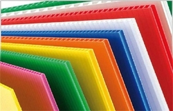 PP Corrugated Sheets in Sharjah