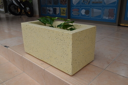 Planter Pot supplier in UAE from ALCON CONCRETE PRODUCTS FACTORY LLC
