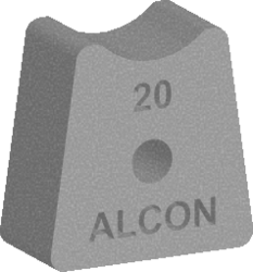 Cover Block suppliers in UAE from DUCON BUILDING MATERIALS LLC