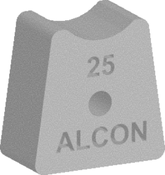 PC Spacer Block suppliers in Sharjah from DUCON BUILDING MATERIALS LLC