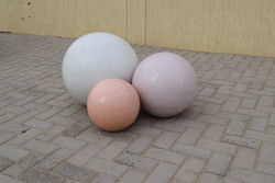 Bollards supplier in Dubai from DUCON BUILDING MATERIALS LLC