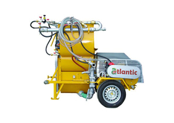 FOAM CONCRETE PUMP SUPPLIER