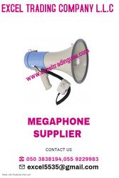 MEGAPHONE SUPPLIER