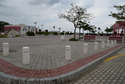 Bollards Supplier in Umm-al-Quwain from DUCON BUILDING MATERIALS LLC