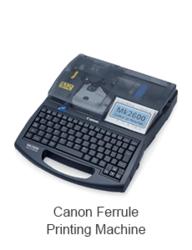 Ferrule printer suppliers UAE: FAS Arabia LLC-042343772