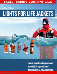 LIGHTS FOR LIFE JACKETS