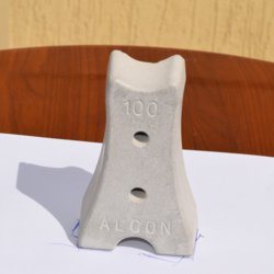 Concrete Spacers Abu Dhabi from ALCON CONCRETE PRODUCTS FACTORY LLC