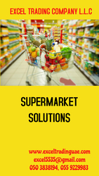 SUPERMARKET SOLUTIONS ABUDHBAI from EXCEL TRADING COMPANY L L C