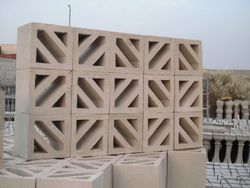 Claustra Blocks Supplier in Ras Al Khaimah from DUCON BUILDING MATERIALS LLC