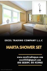 MARTA SHOWER SET