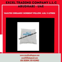 Vaultex Organic Sorbent Pillow, LLB, 3 Litres from EXCEL TRADING COMPANY L L C