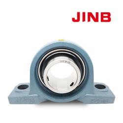 JINB Agricultural Machinery Insert Pillow Block Bearing UCP208, UCP208-24 Bearing