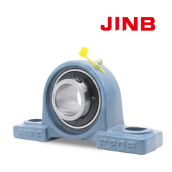 JINB Agricultural Machinery Insert Pillow Block Bearing UCP207, UCP207-20 Bearing