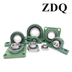 ZDQ bearing High precision UCF209 F209 pillow block bearing