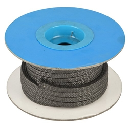 Graphited Ptfe Packing Rope from PETROMET FLANGE INC.