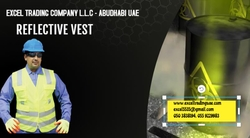 REFLECTIVE VEST  from EXCEL TRADING COMPANY L L C