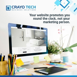WEB DESIGNING from CRAYO TECH SOLUTION | IT COMPANY BAHRAIN