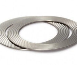 Grooved Metal Gaskets from PETROMET FLANGE INC.