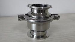 Stainless Steel Dairy NRV Valve from PETROMET FLANGE INC.