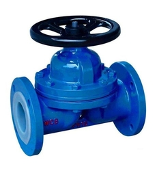 Stainless Steel Diaphragm Valve from PETROMET FLANGE INC.