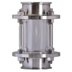 Stainless Steel Sight Glass Valve from PETROMET FLANGE INC.