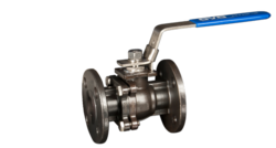 Stainless Steel Flanged End Ball Valve from PETROMET FLANGE INC.