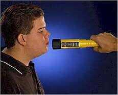 Calibration of Breath Alcohol Analyzer