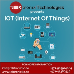 IoT (Internet of Things)  and Artificial Intelligence (Ai) from TEKTRONIX TECHNOLOGY SYSTEM