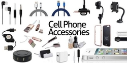 Electronic & Mobile phone accessories Available